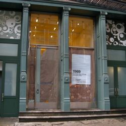 513 Broadway, where the Gap will roll back the clock to 1969.