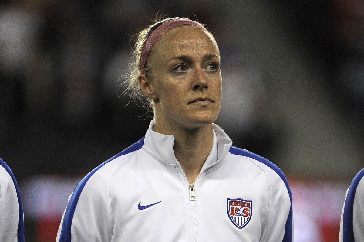 FC Kansas City and U.S. Captain Becky Sauerbrunn was named to the Olympic roster