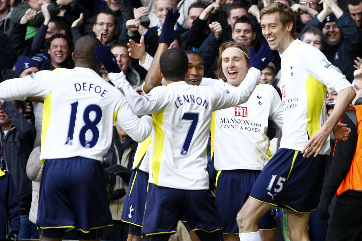 Soccer - Barclays Premier League - Tottenham Hotspur v West Ham United - White Hart Lane