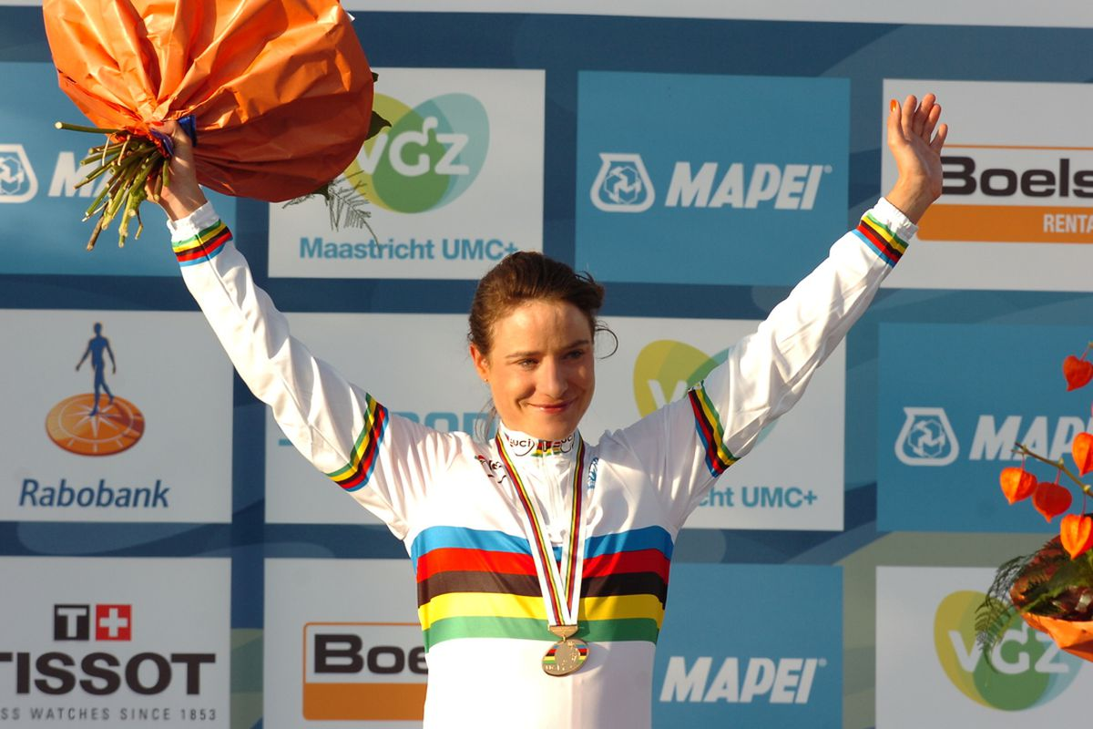 Vos will be defending her title in Louisville
