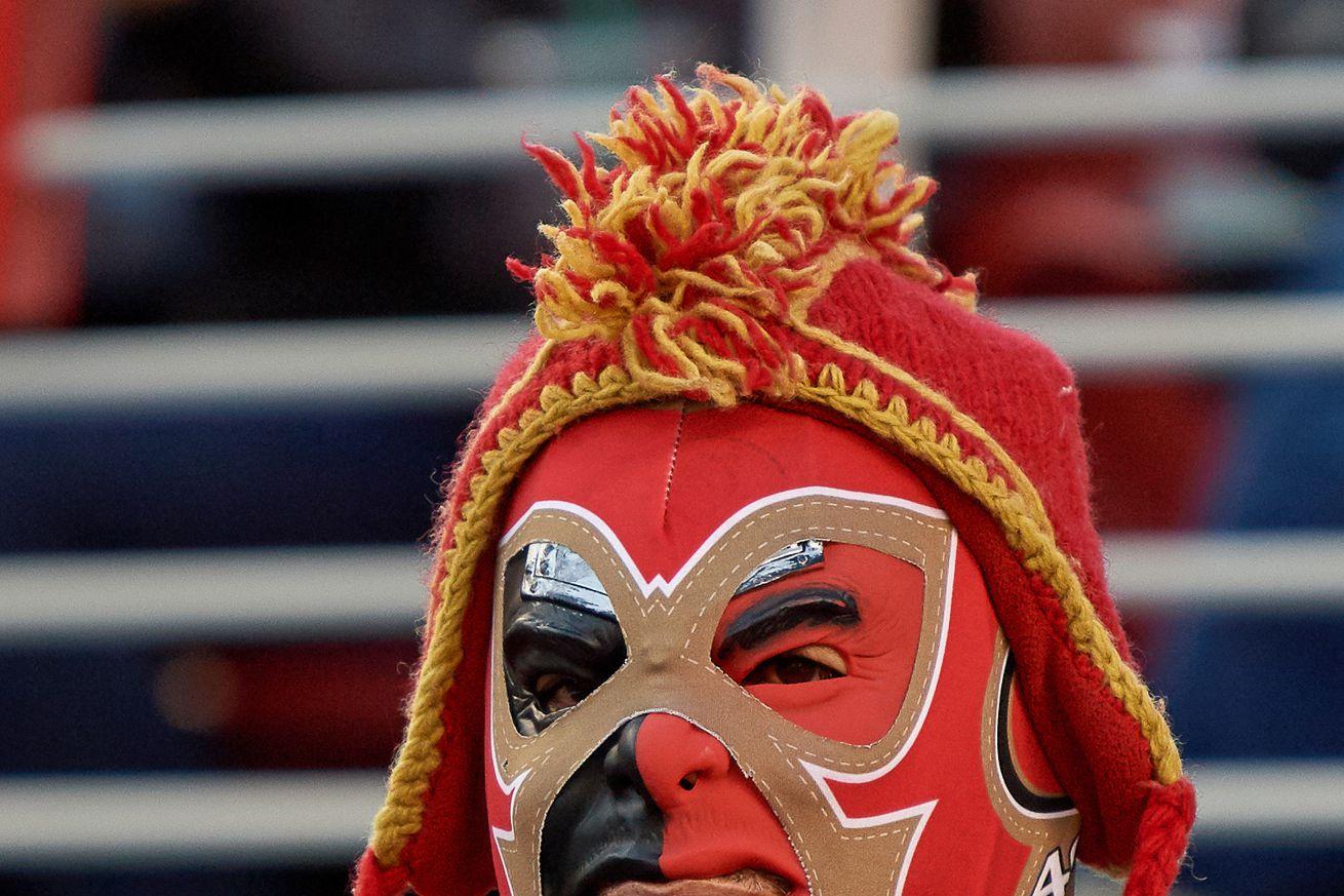 NFL: NOV 05 Cardinals at 49ers