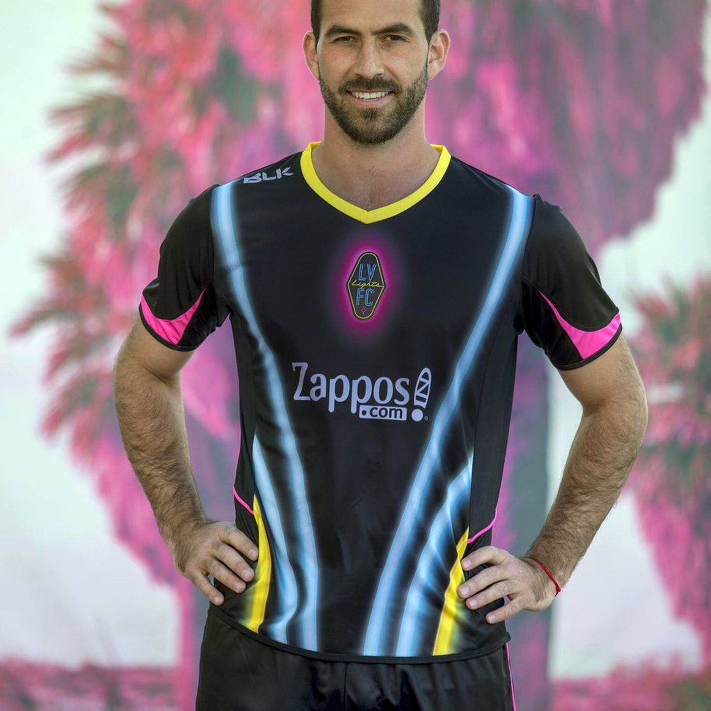 ddb621461 Our City  Why the Las Vegas Lights Neon Jersey is Just What American Soccer  Needs - The Mane Land