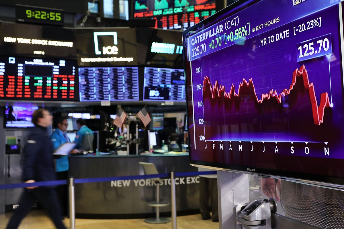 Markets Open One Day After Dow Plunges Over 600 Points