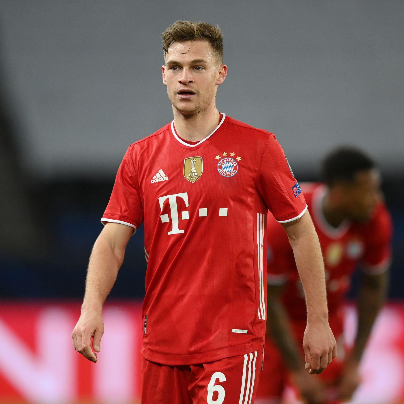 Bayern Munich S Joshua Kimmich Ditches Agent Aiming For Big Salary Like Muller Lewandowski And Neuer Update Bavarian Football Works