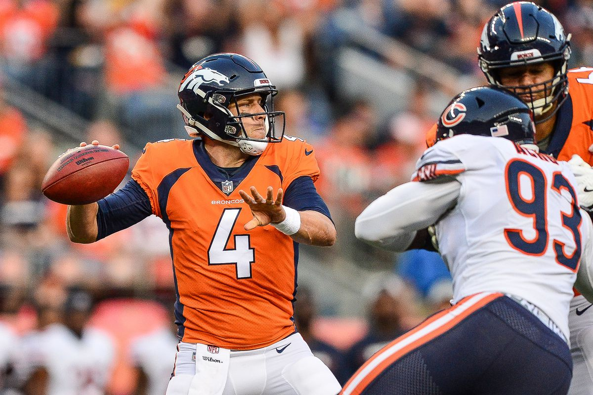 Five Things We Learned From The Broncos 24 23 Defeat By The Bears