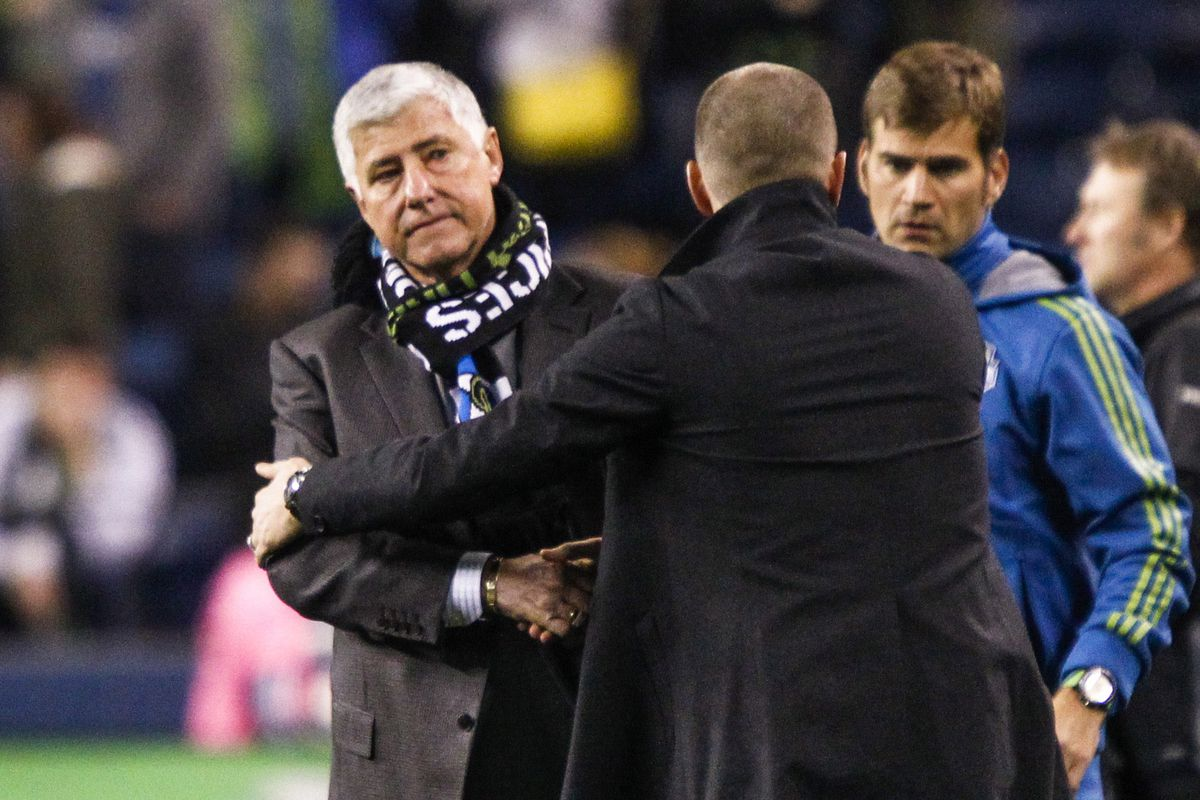 More than anyone else, head coach Sigi Schmid will be spending the international bye week trying to understand what's holding the Sounders back.