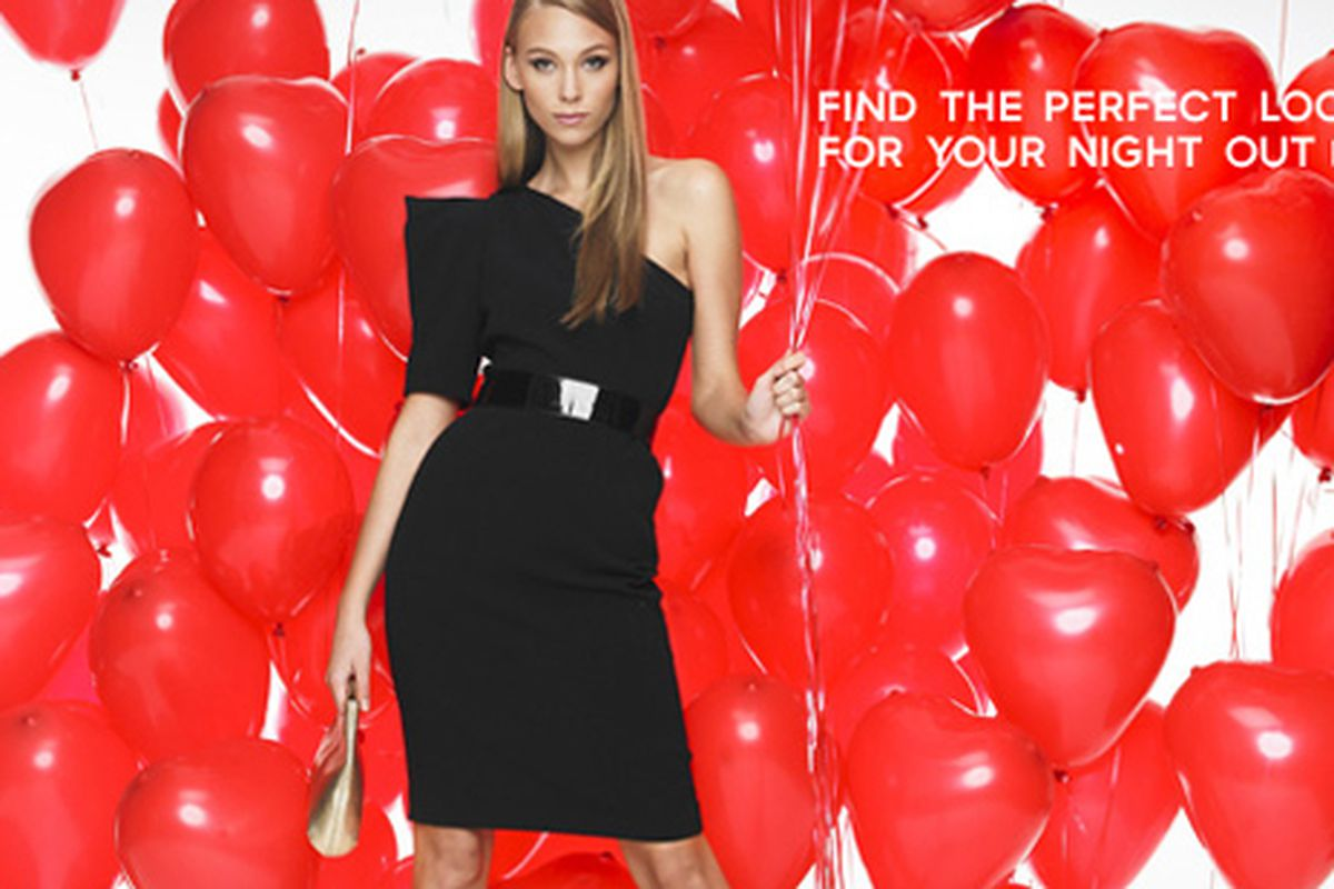 """Not sure if the Michael Kors store will have all those balloons, but they will certainly have pretty dresses. Image via <a href=""""http://www.michaelkors.com/?ecid=DSSGMKMichael_Kors"""">Michael Kors</a>."""