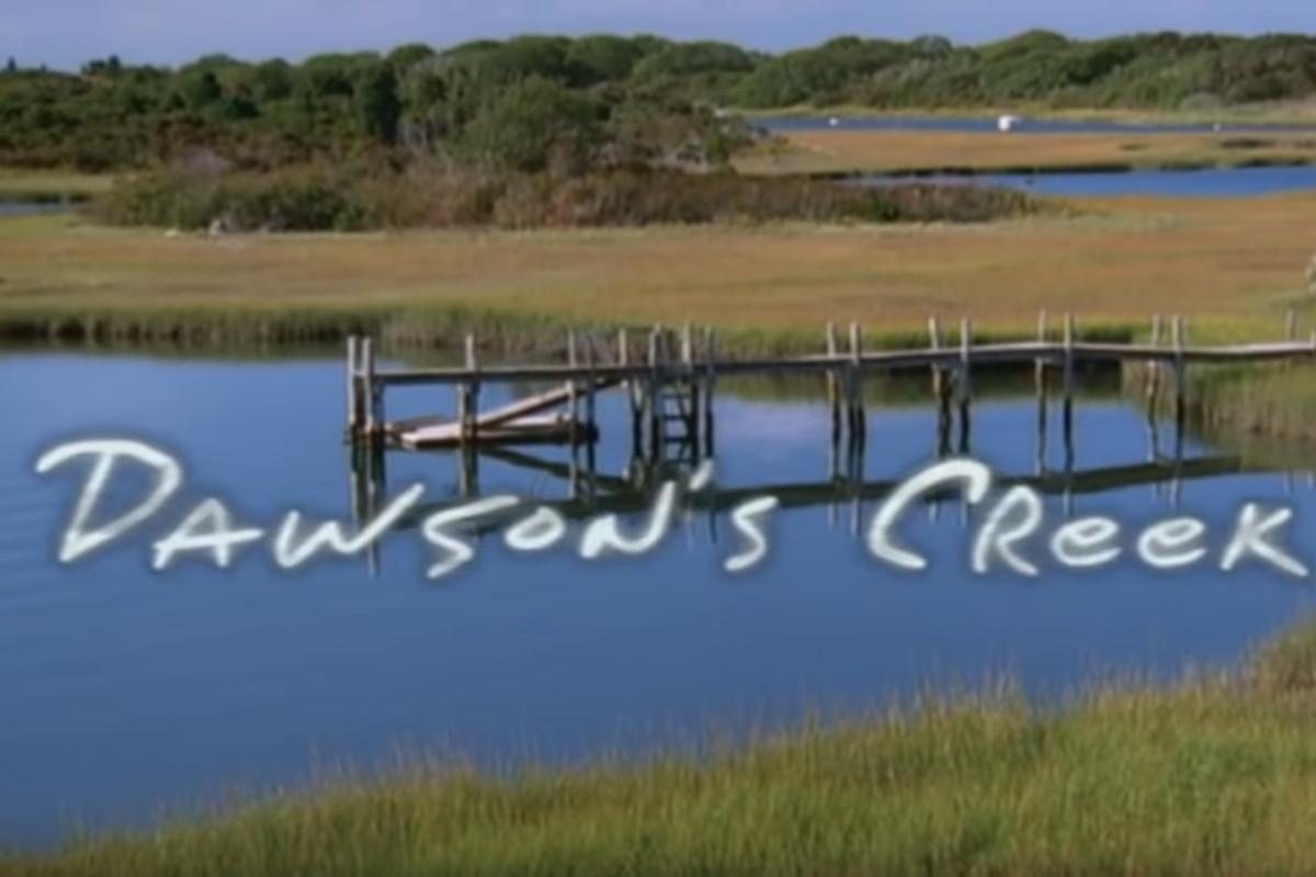 Dawson's Creek Season Two Title Screen