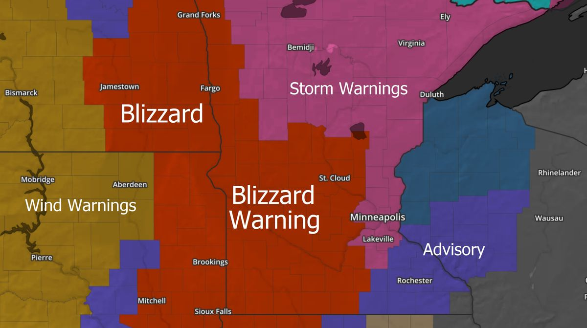 Blizzard Potential Increases: 5-10″ Likely Wit a Foot In Some Towns by Christmas Eve
