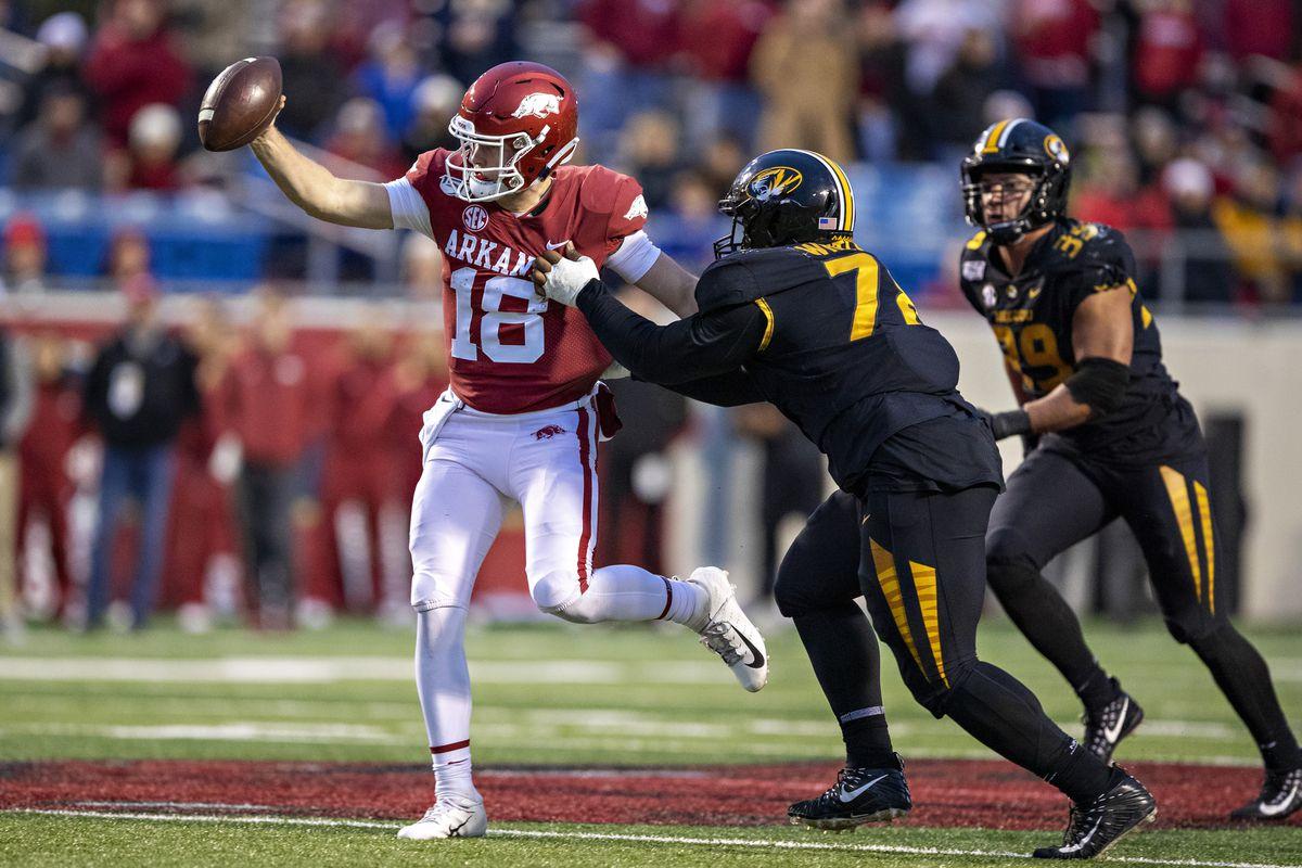 "Arkansas vs. Missouri Recap: Wooo Pod Sooie: Episode 11- A ""Football"" Season in Review (feat. Adam Ford)"