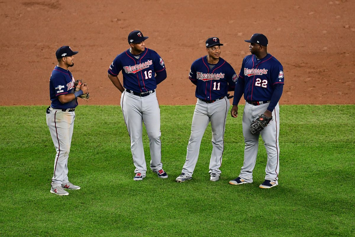 Alds Game 3 Game Thread New York Yankees At Minnesota Twins