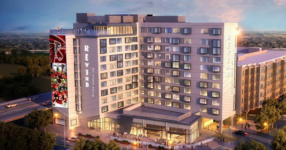 Mercedes Benz Of Austin >> Fresh renderings uncovered for Castleberry Hill's 'Reverb ...