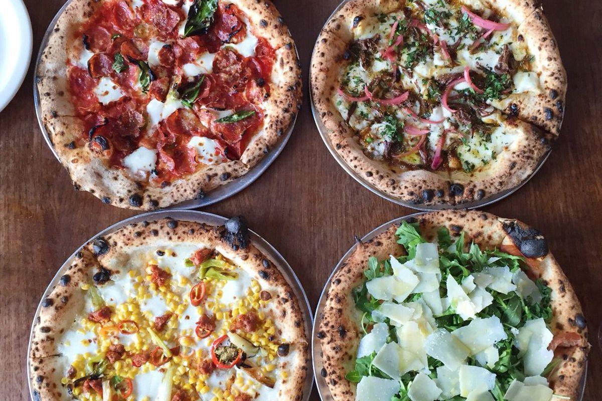Bufalina's pizza