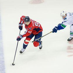 Kuznetsov Under Pressure From Sedin