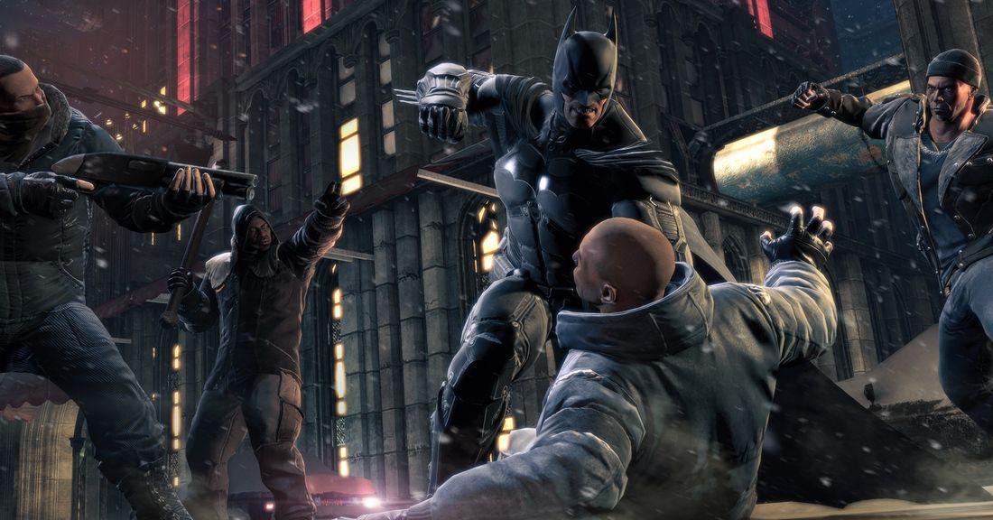 Arkham Origins studio teases … something on Batman Day