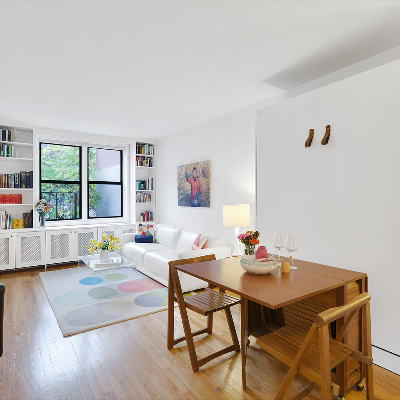 For 399k a surprisingly spacious studio in kips bay