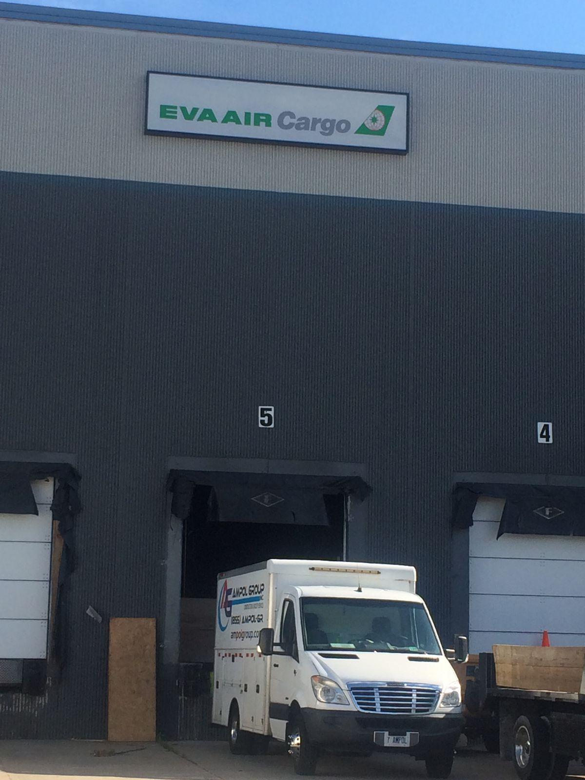 EVA Air's office in Franklin Park. | Robert Herguth / Sun-Times