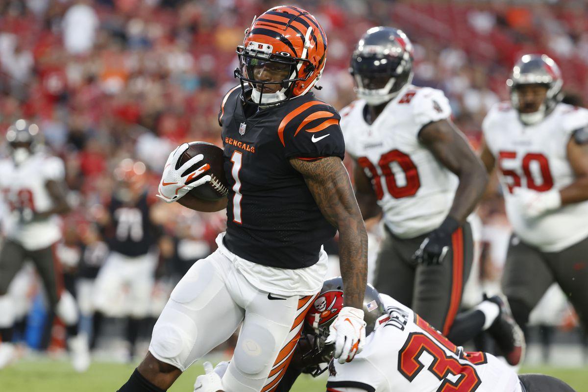 NFL: Cincinnati Bengals at Tampa Bay Buccaneers