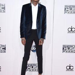 Wiz Khalifa. Photo: Steve Granitz/Getty Images
