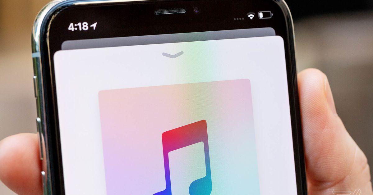 คดีอ้างว่า Apple ละเมิดกฎหมายความเป็นส่วนตัวโดยเปิดเผยข้อมูลการฟัง iTunes thumbnail