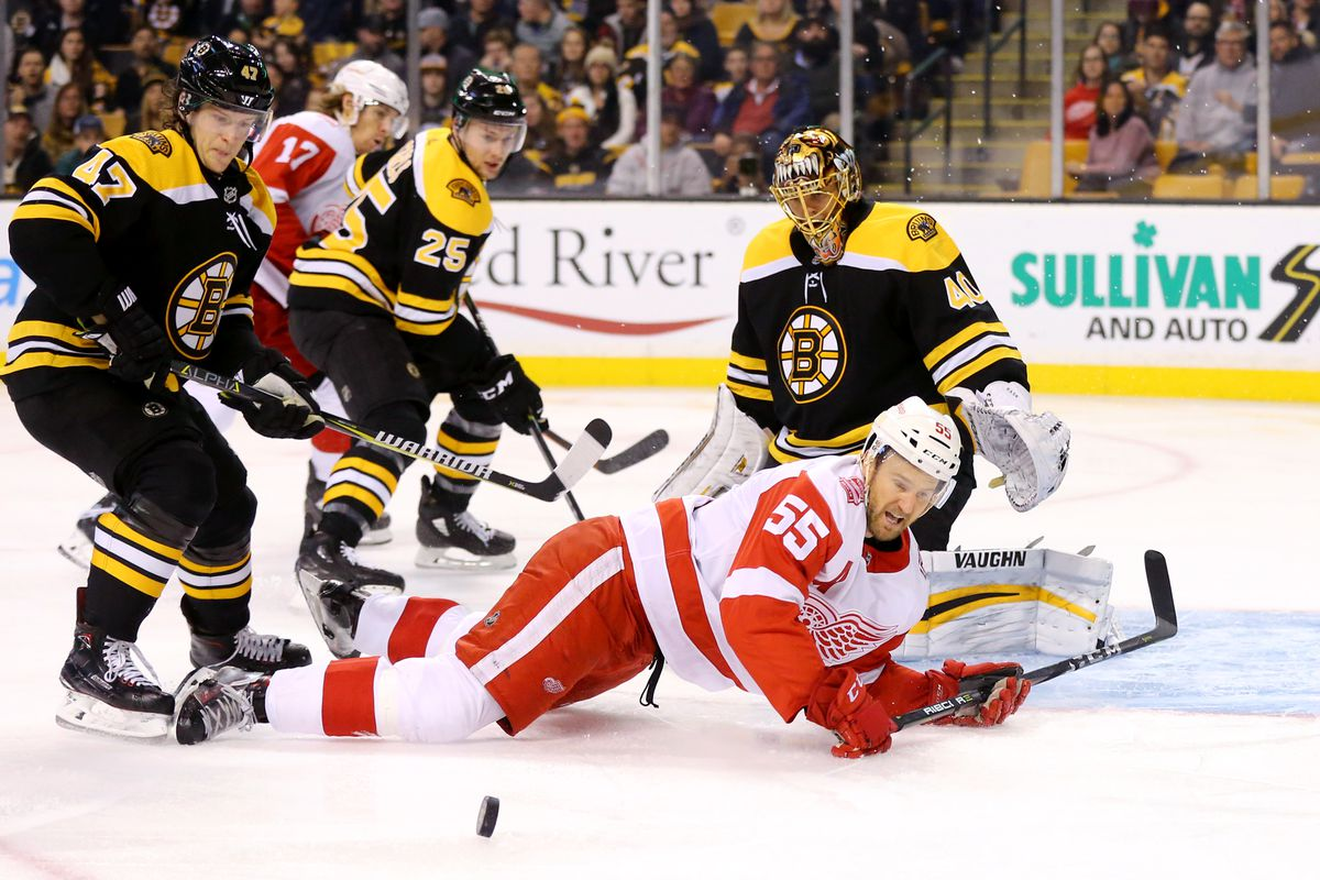 45a9f6f5efe6e6 FULL COVERAGE: Bruins vs. Red Wings 7PM - Stanley Cup of Chowder