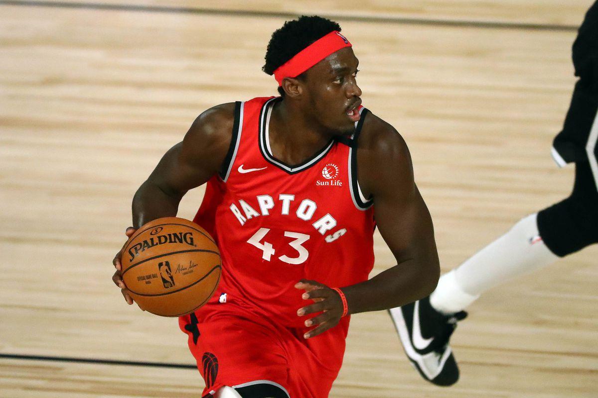 Report: Toronto Raptors Pascal Siakam named to 2019-20 All-NBA Second Team