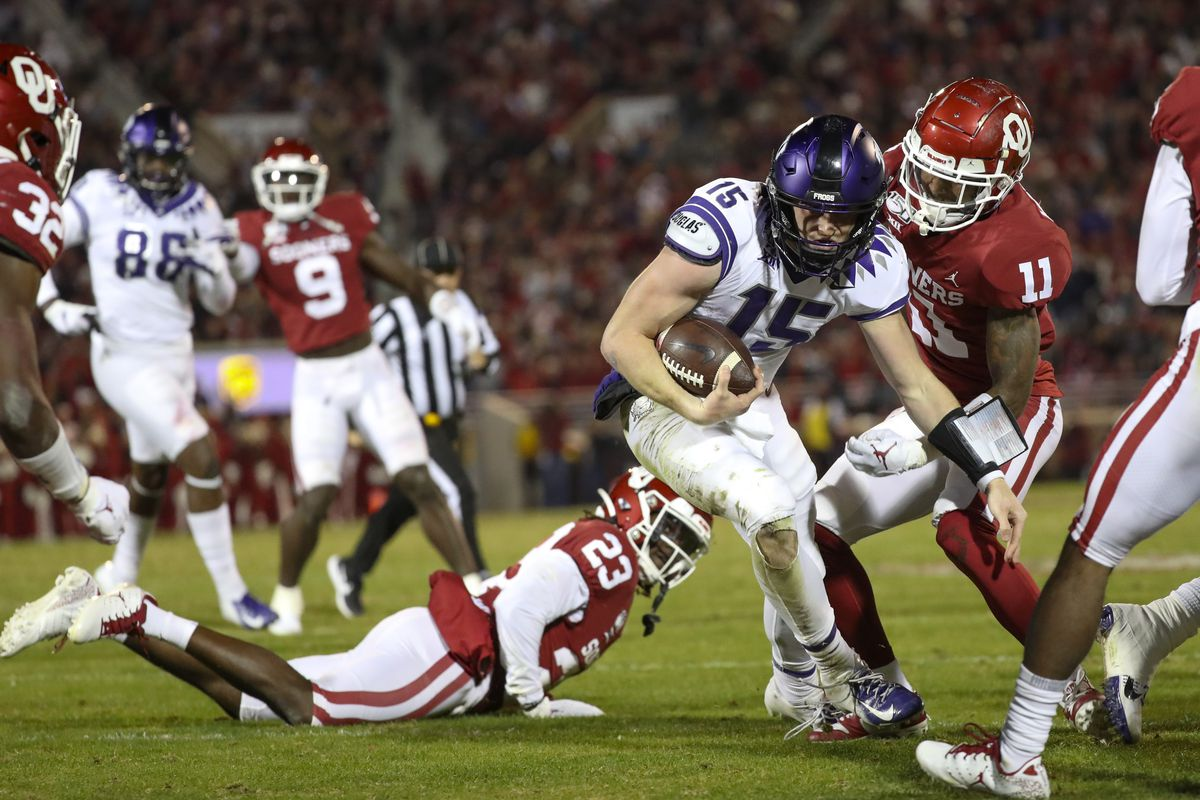 The List Interesting Candidates To Help Tcu S Offense