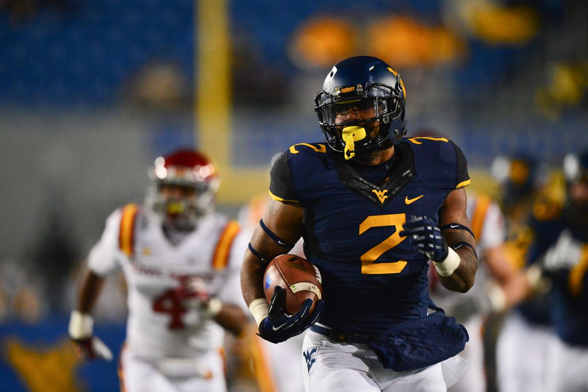 Big 12 Football Power Rankings | #9 West Virginia ...