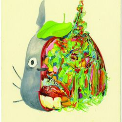 """""""Totoro"""" by Jacob Magraw"""