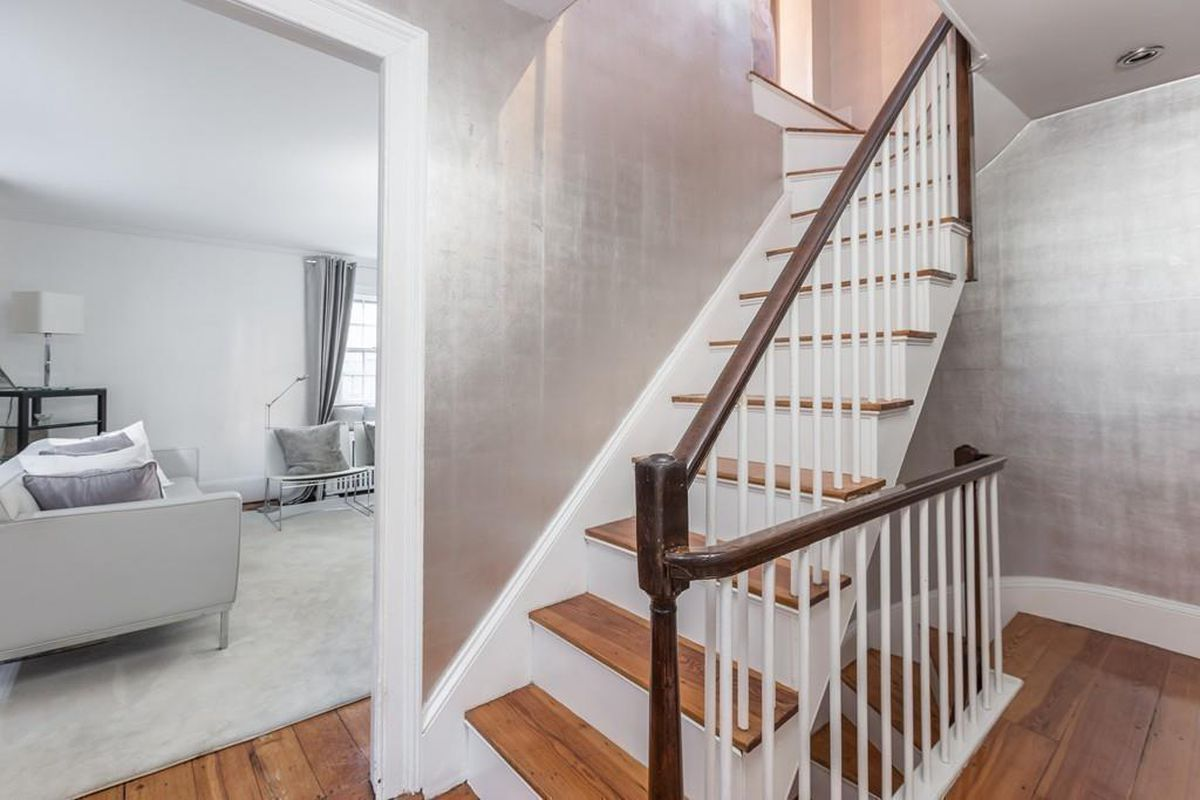 Beacon Hill townhouse with on-site garage and private roof deck drops for  $9M