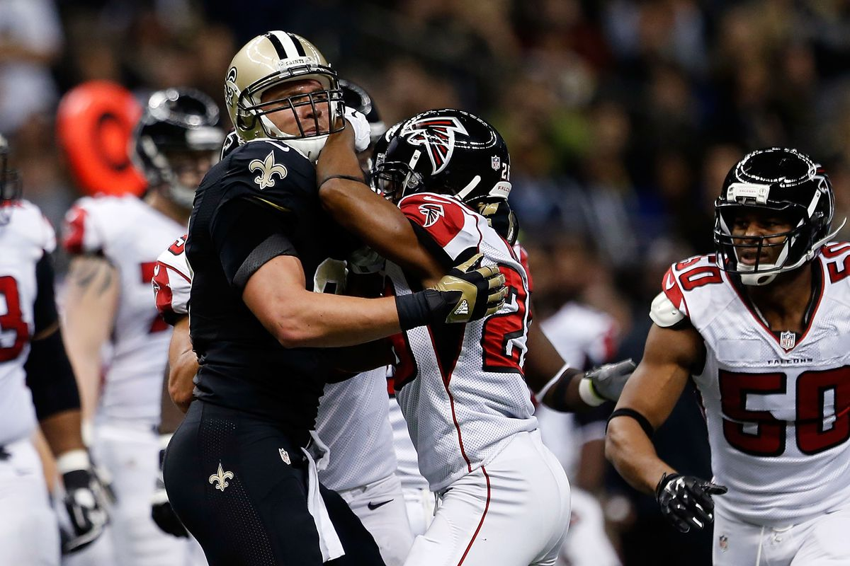 Why New Orleans Saints fans despise the Atlanta Falcons - Canal ... 7fac1ddf7
