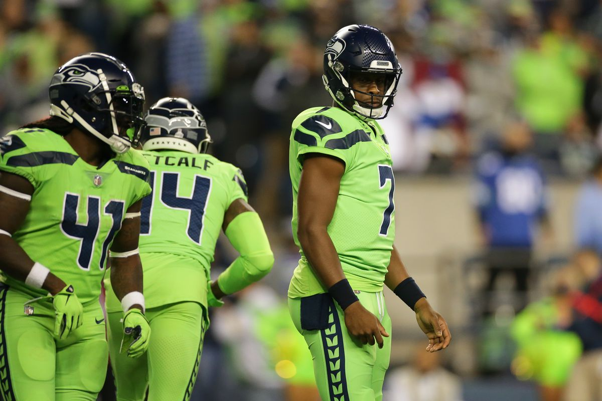 Pre-Snap Reads 10/11: Can Seahawks thrive with Geno Smith at QB? - Field  Gulls