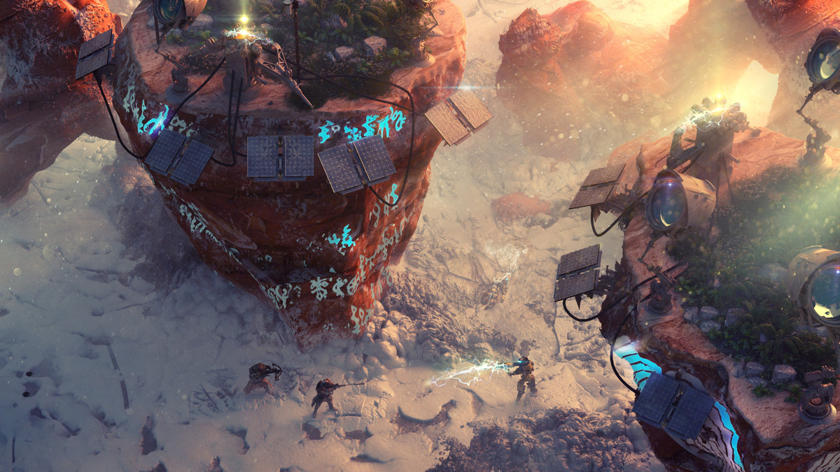 Wasteland 3 will have multiplayer, XCOM-style cinematic