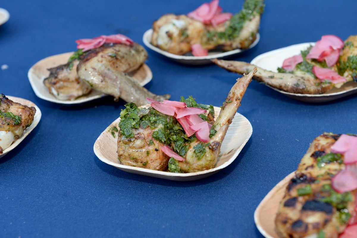 The 7th Annual Saveur Summer Cookout