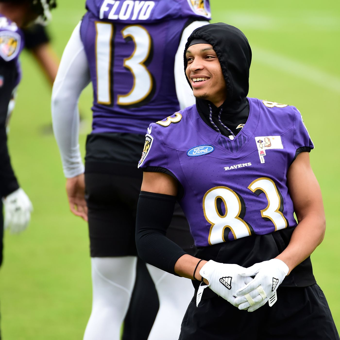 separation shoes 0ac4b 3fb60 Three goals for WR Willie Snead IV in 2019-20 - Baltimore ...