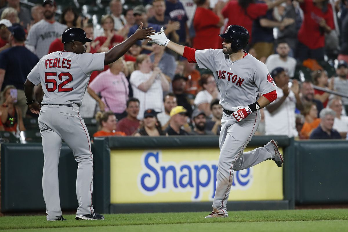 Boston Red Sox v Baltimore Orioles - Game Two