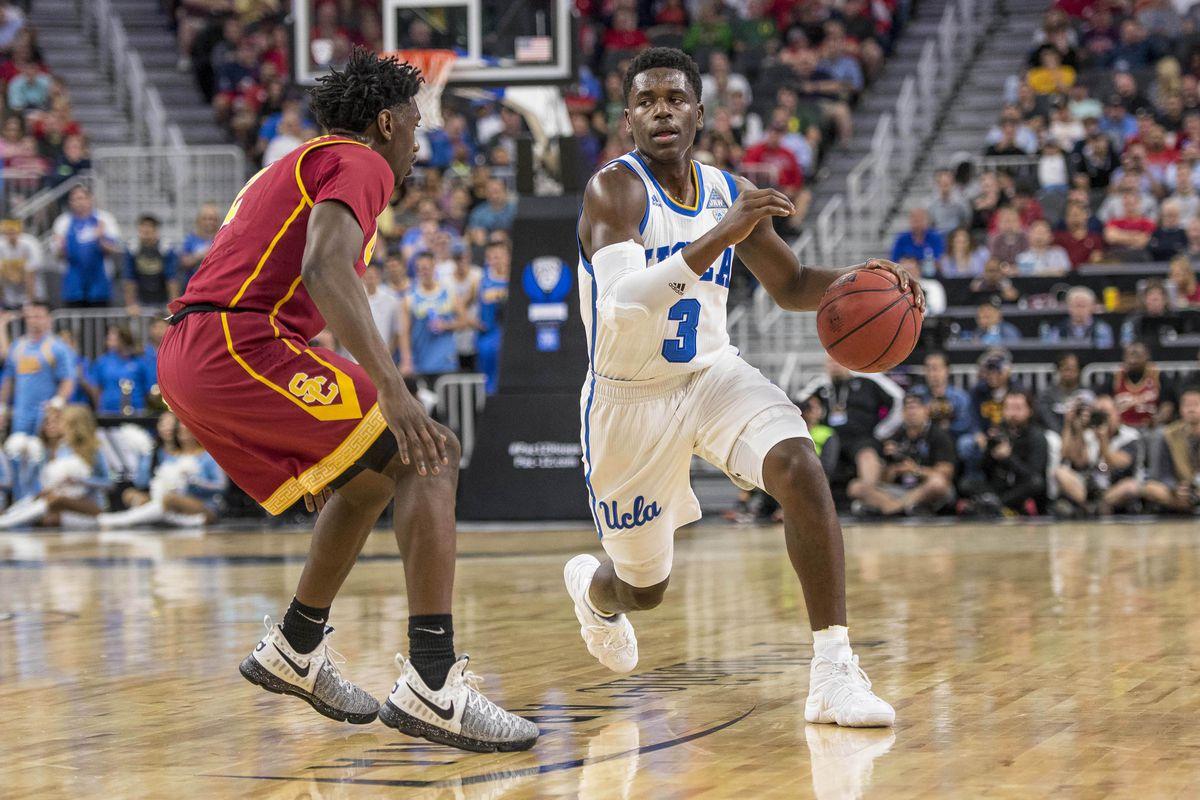 NCAA Basketball: Pac-12 Conference Tournament - USC vs UCLA
