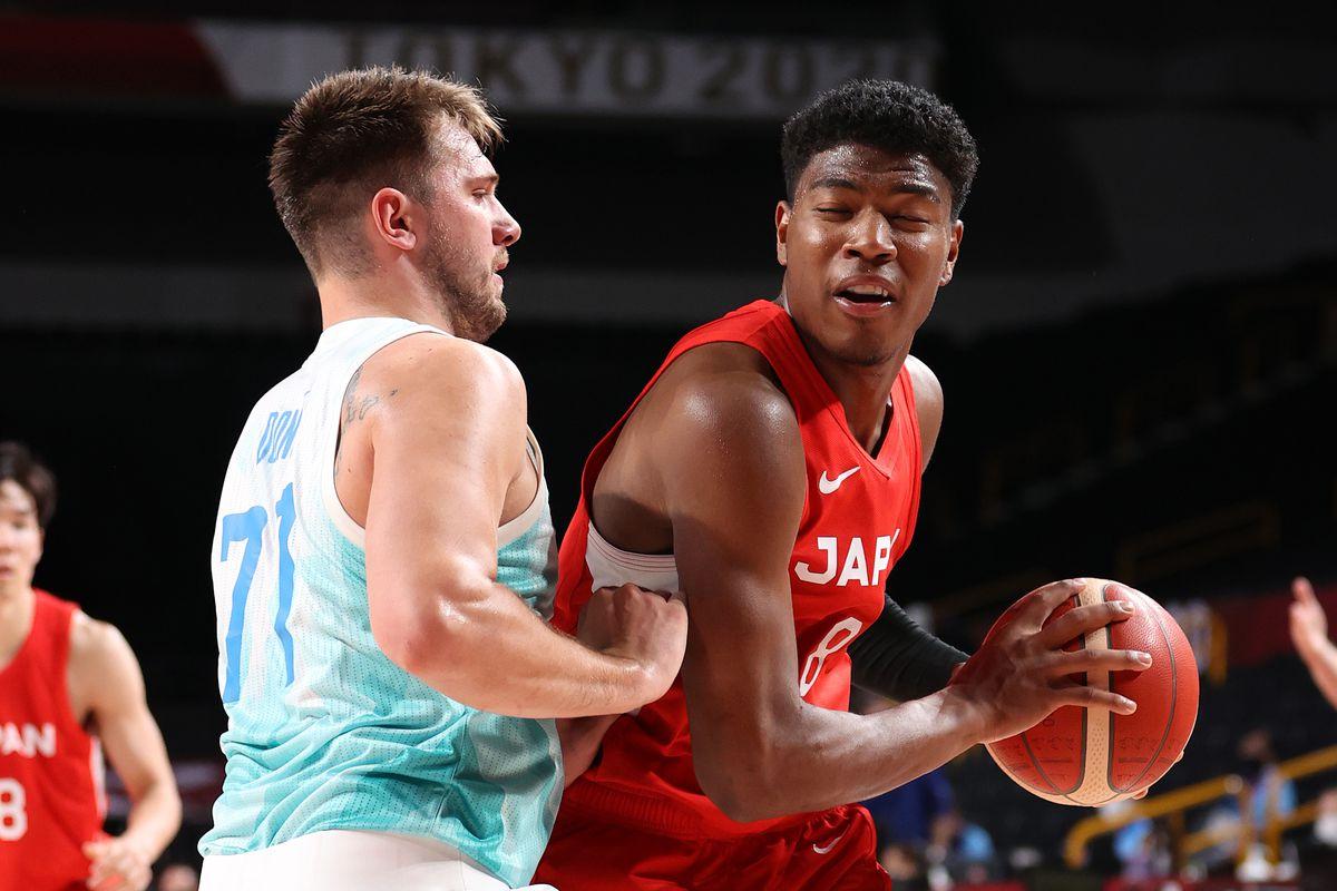 Slovenia v Japan Men's Basketball - Olympics: Day 6