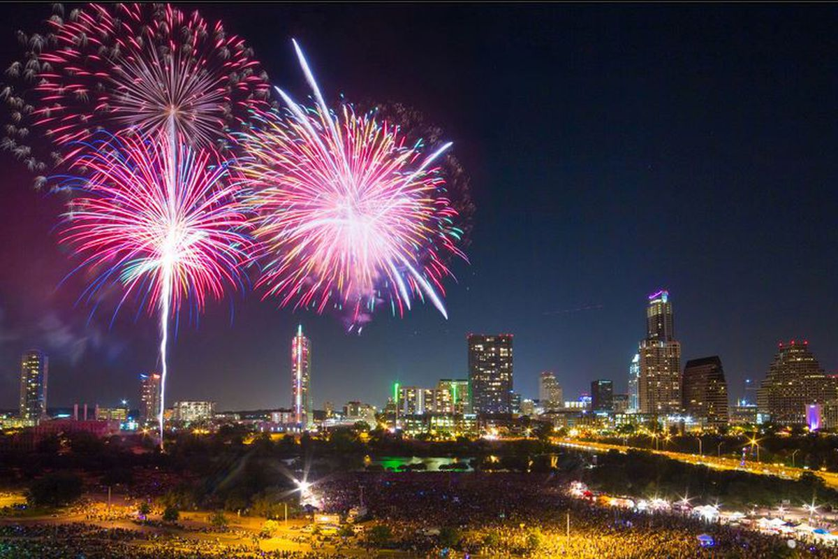 Austin's 4th of July fireworks: Things to know - Curbed Austin
