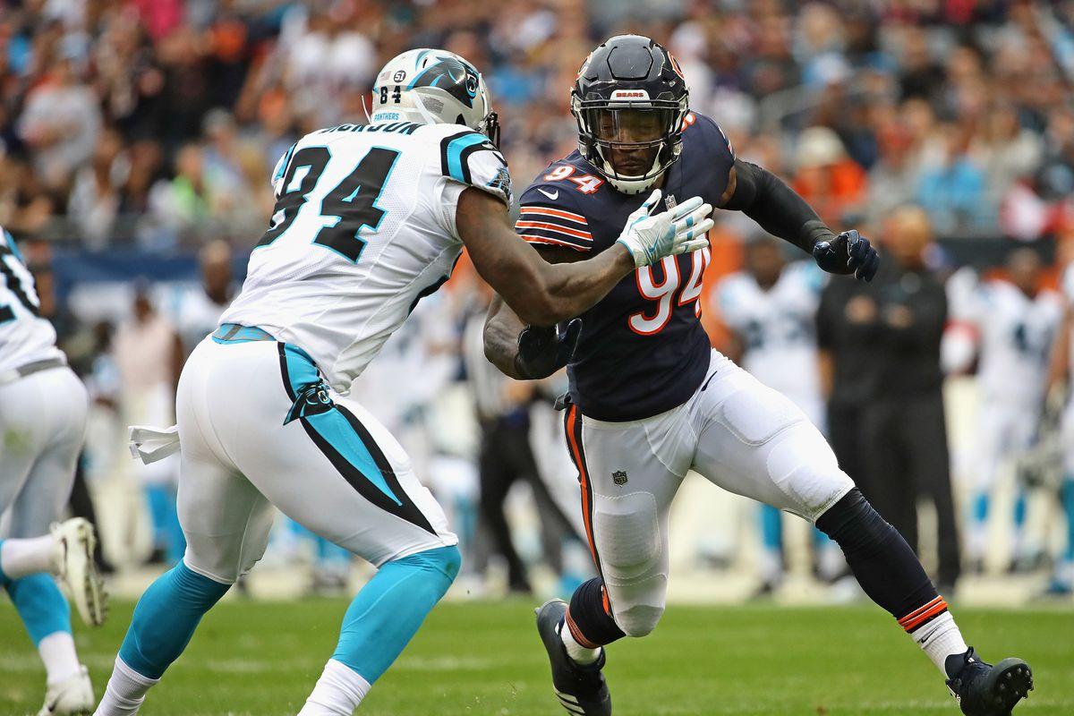 Carolina Panthers v Chicago Bears