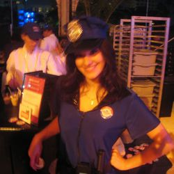 Spike Mendelsohn's police brigade