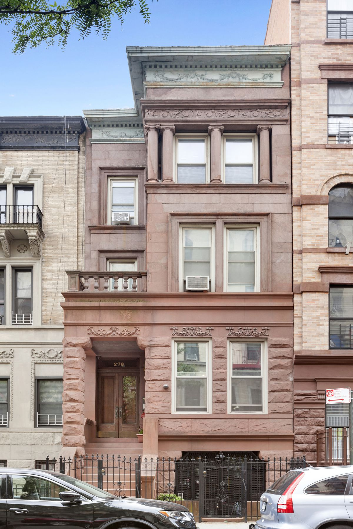 Harry Houdini S Former Harlem Townhouse Seeks 4 6m Curbed Ny