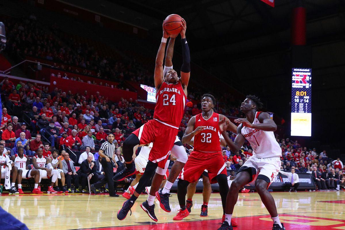 COLLEGE BASKETBALL: JAN 24 Nebraska at Rutgers