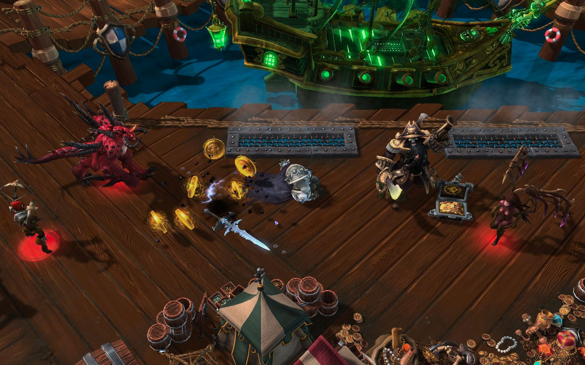 heroes of the storm review image 2