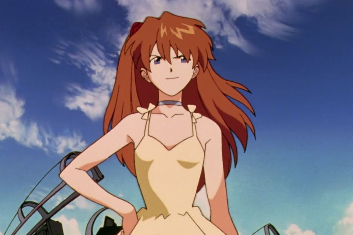 Sound Only': Asuka Langley Soryu - The Ringer