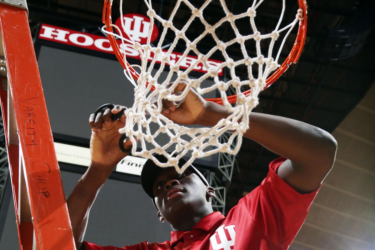 The Indiana Hoosiers have clinched at least a share of the B1G title with the loss... wait, what?