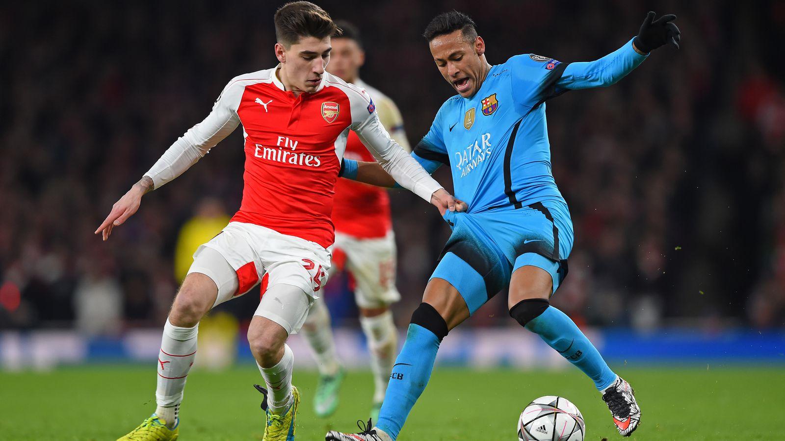 Chelsea Vs Manchester United Vs Fc Barcelona: Arsenal Full-back Héctor Bellerín Linked With Return To FC