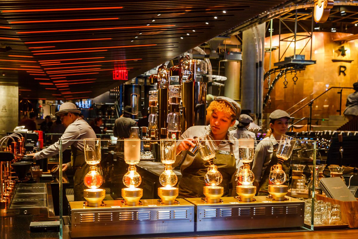Starbucks 3 Reserve Stories Chelsea With In Eater Opens Ny Roastery VpLUMjSqzG