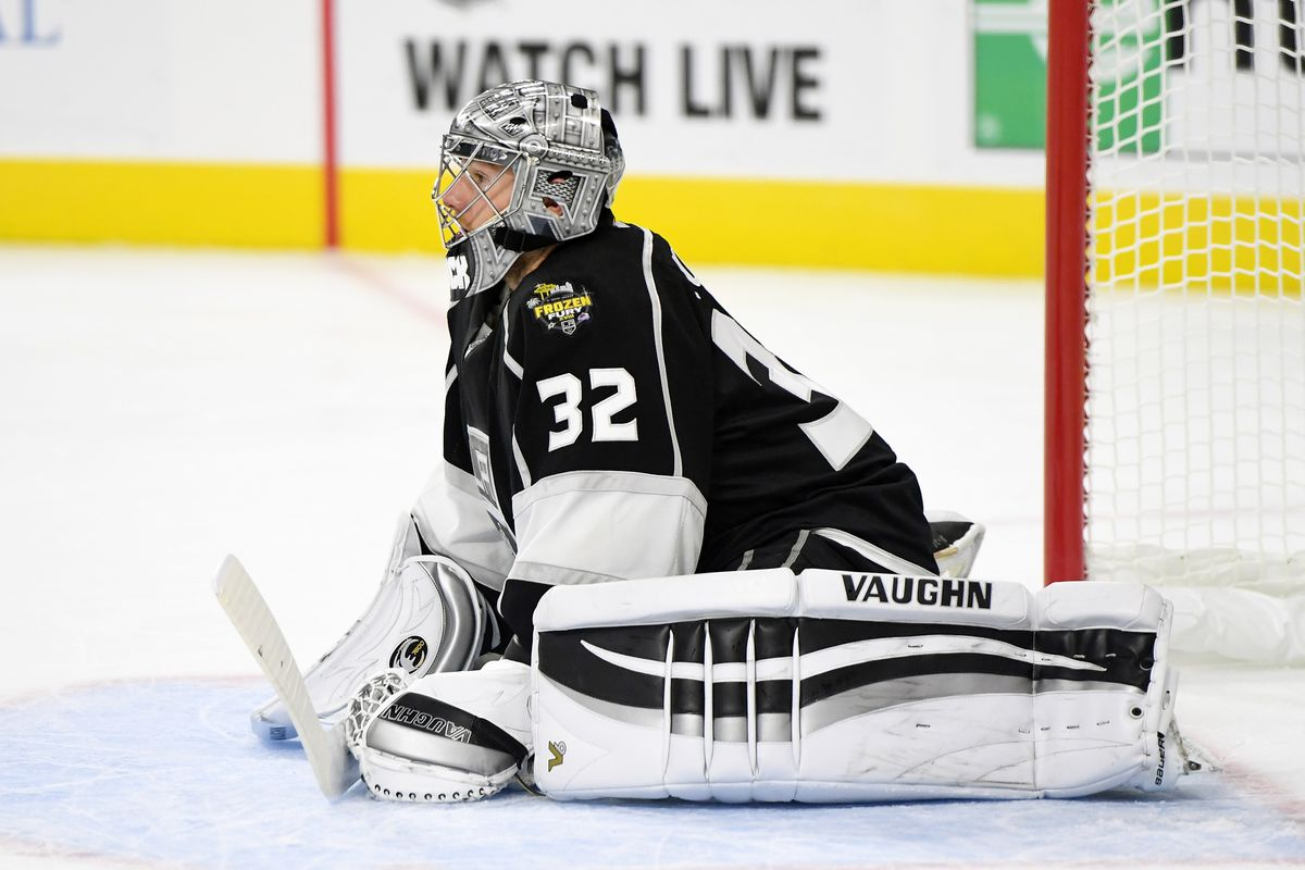 Nhl Network List Ranks Jonathan Quick As 16th Best Goal Of All Time