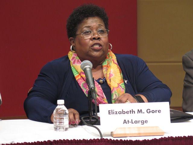 IPS school board candidate Elizabeth Gore